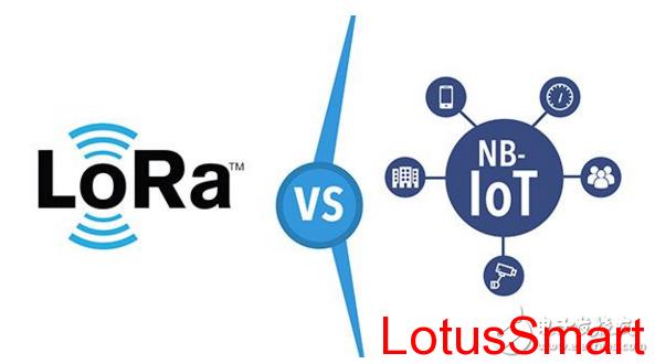 NB-IoT和LoRa的异同点