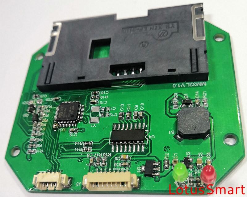 接触式PCU卡读写器模块