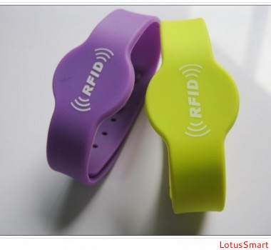 NFC腕带 NTAG203手环 RFID手环 NFC手环
